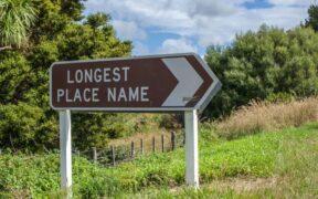 en uzun isme sahip yerler